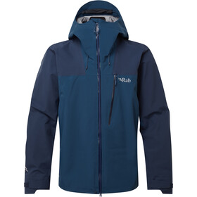 Rab Ladakh GTX Jacket Men, deep ink/ink